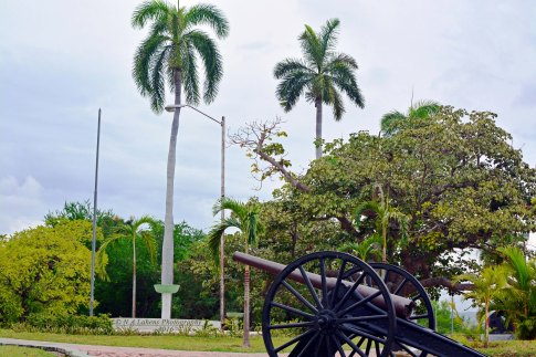 San Juan Hill Historic Park